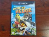 NINTENDO Nintendo GameCube Game OVER THE HEDGE GAMECUBE